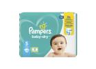 Pampers Baby-Dry Baby Nappies No5 for 11-16 kg 40 Pieces