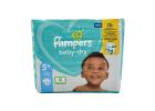 Pampers Baby Dry Baby Diapers No5+ (12-17kg) 36 Pieces
