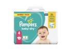 Pampers Baby diapers No4 Jumbo Pack 9-14 kg 82 Pieces