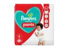 Pampers Baby diapers nappy pants No6 Pack 15+ kg 33 Pieces