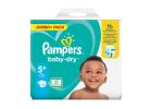 Pampers Baby diapers No5+ JUMBO Pack 12-17 kg 70 Pieces