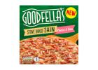 Goodfella's Pizza Thin Cheese & Ham 351 g
