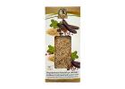 Amalia Traditional Carob Pastelli with Sesame Seeds 100 g