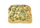 Pumpkinseed Square Roll 80 g